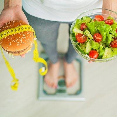Obesidad y trastornos alimenticios